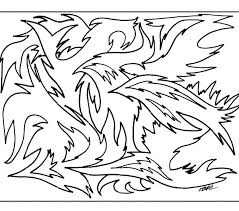 Art Coloring Page Famous Artwork Pages Artist
