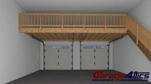 overhead garage storage shelf Overhead Garage Storage Unit