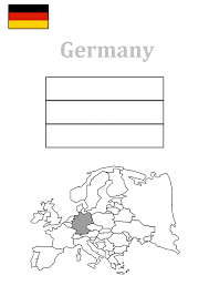 Coloring Pages Flags Of The Countries Europe