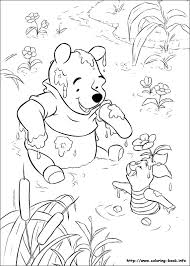 Best Ideas Of Winnie The Pooh Coloring Pages To Print With Additional Format Layout