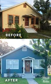 100 Northshore Bungalows Before And After Remodeled Bungalow Exterior In 2019