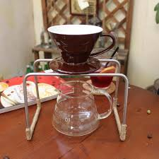 V60 Stainless Steel Hand Drip Coffee Stand Aeropress Holder DIY Pour Over Dripper On Aliexpress