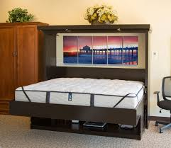Z Line Claremont Desk by Chino Hills California Wall Beds And Murphy Beds Wilding Wallbeds