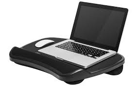 Amazon LapGear XL Laptop Lap Desk Black Fits up to 17 3
