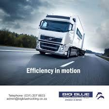 100 Big Blue Trucking Durban Home Facebook
