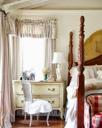 Country Curtains Ridgewood Nj by Texas Countryside Cottage The Cottage Journal Master Bedroom