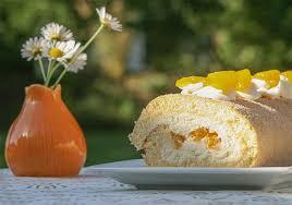 quark mandarinen biskuitrolle