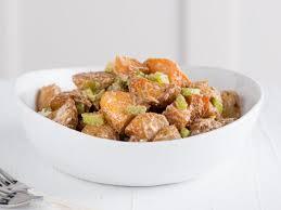 Chipotle Halloween Deal 2014 by Chipotle Spiced Roasted Potato Salad With Celery U0026 Greek Yogurt