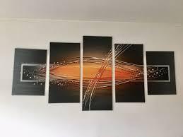 leinwand wohnzimmer bild
