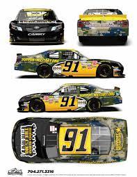 Jayski's® NASCAR Silly Season Site - 2014 NASCAR Nationwide Paint ...