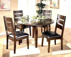 Tall Table And Chairs Round Dining Room Sets High Set