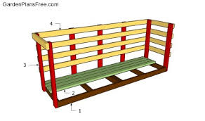 simple wood shed plans free garden plans how to build garden
