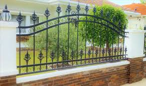 Decorative Garden Fence Panels by Fence Panels Decorative Metal Decorative Garden Fence Panels At