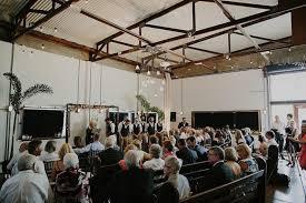 Lightspace Brisbane Warehouse Wedding Venue