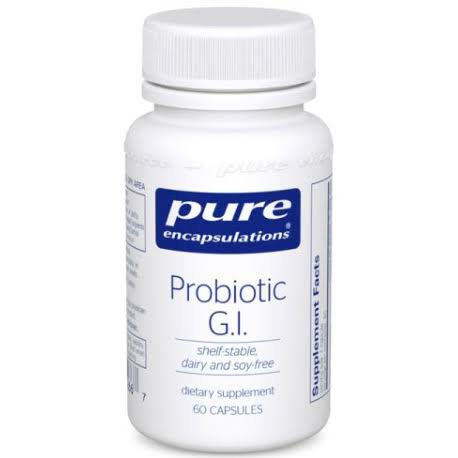 Pure Encapsulations - Probiotic G.I. - 60 Capsules