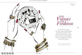 Editorialist The Future Of Fashion