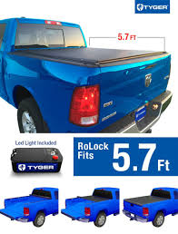 Amazon.com: Tyger Auto TG-BC2D2064 RoLock Low Profile Roll-Up Truck ...