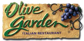 Banned From Baby Showers Wel e to the Olive Garden