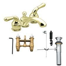 Moen Monticello Faucet Handle Loose by Moen T4560p 9300 Monticello Two Handle Low Arc Bathroom Faucet