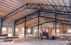 Web Steel Buildings Home Steel Truss Pole Barns Vaulted Clearspan Web Buildings Northwest Llc Open Shelter And Fully Enclosed Metal Smithbuilt Barn Kit Prices Strouds Building Supply Decorations 84 Lumber Garage 30x40 Roof Beautiful Roof Trusses Wood How To Build A Pole Barn Garage Pinterest Used Prefab For Sale