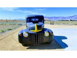 100 1943 Ford Truck Pickup For Sale ClassicCarscom CC1134715