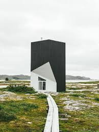 100 Todd Saunders Architect Fogo Island Outside Interior Architecture Modern Architecture
