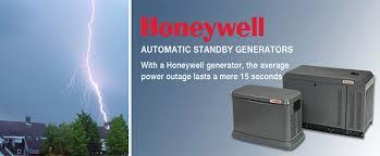 Palm Coast Generators Honeywell Total fort