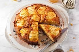 versunkener apfel marzipan kuchen