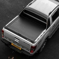 Red Rock Roller Tonneau Black Cover For Wildtrak Ranger Mk5-6 (12 On ... Top Your Pickup With A Tonneau Cover Gmc Life Hamilton Double Cab Airplex Auto Accsories Amp Research Official Home Of Powerstep Bedstep Bedstep2 Gatortrax Retractable Review On 2012 Ford F150 Retraxone Mx Trrac Sr Truck Bed Ladder Hero Jeep Van Rources Roller Lids Sport Covers Alinium Sliding Lid Retraxpro