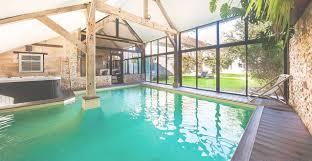 hotel avec spa en normandie le clos des vignes suite avec