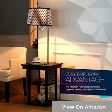 Traditional Floor Lamp With Attached Table Uk by The Best Floor Lamps Of 2018 Buyer U0027s Guide U0026 Reviews