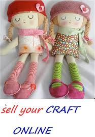 Selling Homemade Crafts Online