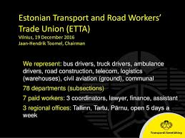 Estonian Transport And Road Workers' Trade Union (ETTA) - Ppt Download Ups Drivers Voted Down Their Union Contract But The Teamsters Are Hungarians Take Interest In Truck Driver Licensing Program Future Of Trucking Uberatg Medium Local 179 Enhancing Programmes For Long Distance Truck Swhap Decry Excessive Taxation By Anambra Thisdaylive Southern California Port Drivers Loading Up On Wagetheft Amster Union Trucks Vintage Pins Caps Selfdriving Trucks Going To Hit Us Like A Humandriven Beer Members Go On Strike Youtube Driver Benefits And Salaries Rising Cargotrans Abf Show Support For Bmw Teamster Brothers At
