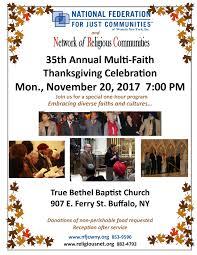 Network of Religious munities NRC Buffalo NY Western New