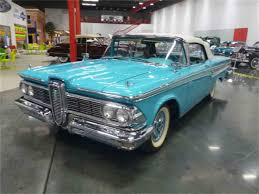 Classic Edsel For Sale On ClassicCars.com Barn Find 1969 Dodge Daytona Charger Discovered In Alabama Hot Classic Vehicles For Sale On Classiccarscom Under 5000 Amazing Discovery Of Vintage Cars In Barn Mirror Online 071116 Finds 1978 Amc Matador Barcelona Edition 4 Are We Running Out Of Good Cars Motorcycles Ebay Gasolene S02e05 Muscle Car Pt 1 Youtube Watch A Barnfind Tucker Lay Numbers Dyno Finds Classic Car Yahoo Image Search Results Rust Find British Sunbeam Rapier From The 1970s Ready Future Classics Excite But Proper Storage Is Better Loaded With Mopars