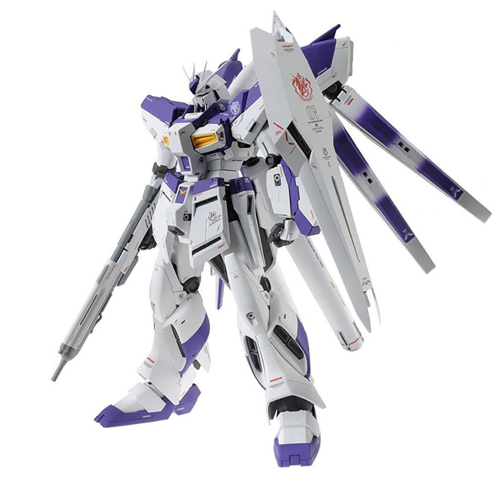 Bandai MG Hi-Nu Gundam Ver.Ka Plastic Model Kit - 1:100 Scale