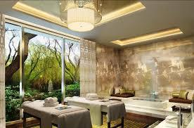 Image Of Day Spa Interior Design
