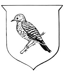 Alabama State Bird Drawing By Granger