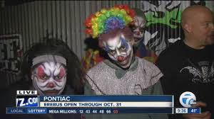 Best Halloween Attractions In Michigan by Erebus Haunted Attraction Scaring Up Halloween Fun In Pontiac