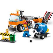 100 Lego Cement Truck LEGO Juniors 10750 LEGO Juniors Road Repair Babyshopcom