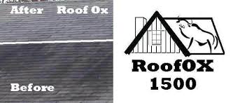 roof mold cleaner ox safe roof mold cleaner and fungus removal
