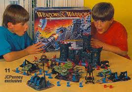 That Game Reminds Me Of Weapons And Warriors