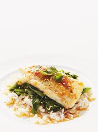 recette de cuisine avec du poisson recette d aiglefin sauce aux abricots servir les épinards avec le