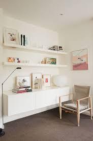 Contemporary Design Long Wall Shelf 37 IKEA Lack Shelves Ideas And Hacks DigsDigs