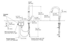 Pull Down Kitchen Faucets by Kohler K 72218 Vs Sensate Touchless Pull Down Kitchen Faucet With