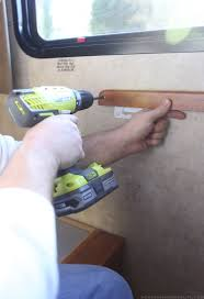 Diy Remove A Camper Jack by Remove The Dinette Booth From Your Rv Mountainmodernlifecom