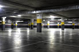 Garage Basement Parking Standards Two Way Ramp Width Car Park