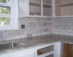 Kitchen Backsplash For White Tiles To Go With Light Grey Gray Black And Ideas Best Cabinets Tile Rustic Tin Metal Modern Glass Marble Blue
