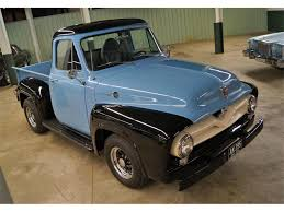 100 55 Ford Truck For Sale 19 F100 For ClassicCarscom CC1071679