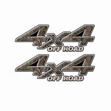 4X4 OFF ROAD - Oak Ambush Camo Truck Decal Emblem - 2 Pack - Wrappin ... Mossy Oak Graphics Camouflage Mud Kit Break Up Camo Truck Wrap Fort Worth Zilla Wraps Decal Official Mopar Site Breakup Infinity Torn Metal Wcamo Decal691619 Kid Trax Ram 3500 Dually 12v Battery Powered Rideon Max 5 Escp Shop Large Logo Free Shipping On Real Tree Vinyl Sheet Vehicle Accent Kits And Decals Legendary Whitetails Window Tint Installation Youtube Stickers 178081 Woodland Splendor Turkey